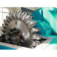 Buy cheap High Water Head Two Nozzles Pelton Hydro Turbine for Hydropower project from wholesalers