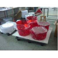 Buy cheap wholesale Novelty acrylic pet bed manufacturer product
