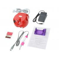Buy cheap High Speed 25000RPM Automatic Nail File , Salon Professional Electric Nail File Machine product