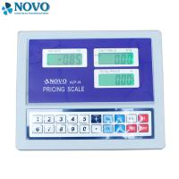 Buy cheap Multiple Weights Digital Weight Indicator Load Cell Support For Logistics product