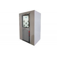 Buy cheap Mirror SUS304 Air Shower Room For Single Person product