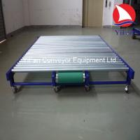 Buy cheap Motorized Roller Conveyor for convey mattresses product