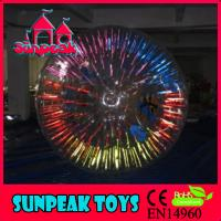 Buy cheap Z-073 Clear and Shining Zorb Ball Inflatable Zorb product