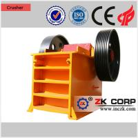 Buy cheap Stone Crush Plant Jaw Crusher / Small Jaw Crusher Machine  for Sale product