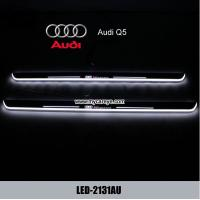 China Audi Q5 car LED lights Moving Door Scuff car door safety light wholesale