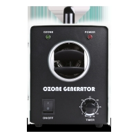 Digital timer Portable 5g Commercial Ozone Generator For Air Purifier Household