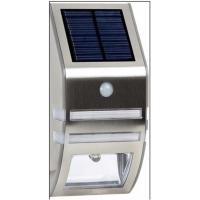 China Motion Sensor Outdoor led Solar Wall Light on sale