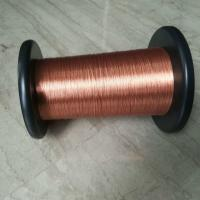 Buy cheap Mylar High Frequency Litz Wire 0.05 X 140 With 5500v Breakdown Voltage product