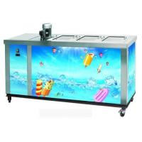 Buy cheap Ice Lolly Commercial Refrigerator Freezer Sk Series Stainless Steel product