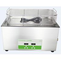 Buy cheap Stainless Steel Industry Heated Ultrasonic Cleaner Heater Timer 30l Axis And Shaft Parts product