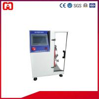 Buy cheap Velcro Tape Fatigue Testing Equipment Wear Resistance, Swing Arm Stroke up to 100 mm product