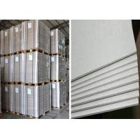 Flat and Durable Two Side Grey Color Gray Board in Pallets Package