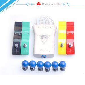 Buy cheap Moniteur tenu dans la main de repos d'Ecg d'avance du Portable 12/moniteur de coeur Ecg pour l'usage médical from wholesalers