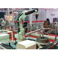 Buy cheap Flange Pipe Robotic Welding Equipment For Metal Tube Products 380V 3PH 50HZ product