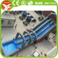 Extreme Inflatable Water Slide For Sale: Giant Inflatable Water Slide For Sale,inflatable Double