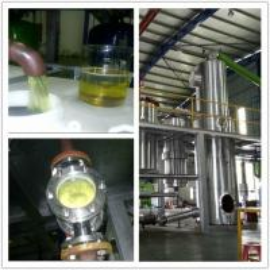 Equipo de la destilación de vacío del aceite de motor del negro de DIR, planta usada de la regeneración del aceite