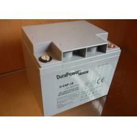 Buy cheap Sealed acid lead storage battery 12V 38AH solor power battery product