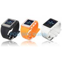 China Fashion MP4 MP3 Watch Video Player 1.8 Inch Screen with E-book AD868 Black on sale