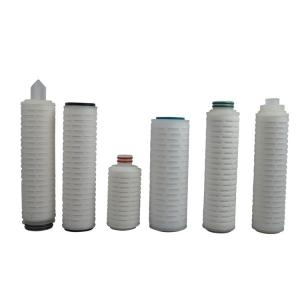Buy cheap Adhesive Drinking Water Filter Cartridges Remove Bacteria product