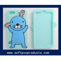 China Soft Pvc Phone Case Earphone Cable Winder For Promotional Gifts wholesale