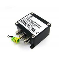 Buy cheap Poe Surge Protector Outdoor Gigabit 1000Mbs Network RJ45 Surge Arrester product