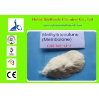 China Metribolone Methyltrienolone Methyltrenbolone Raw Tren Power CAS 965-93-5 wholesale