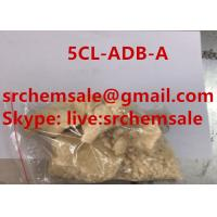 Buy cheap 5CL-ADB-A Legal Cannabinoids Powders Purity 99.9% Chemical Raw Materials product