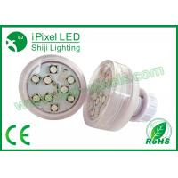 China 45mm SMD5050 Digital Rgb Led Pixels Auto Program Control Color Changing Led Light on sale