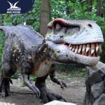 Buy cheap Zoo Equipement High Quality Realistic Dinosaur Models Handmade Robotic Dinosaur Model product