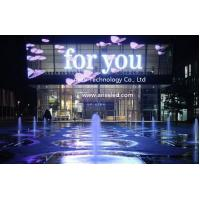 Buy cheap Strip LED Display Glass wall P8 P10 P16 P20 P25 P31.25 product