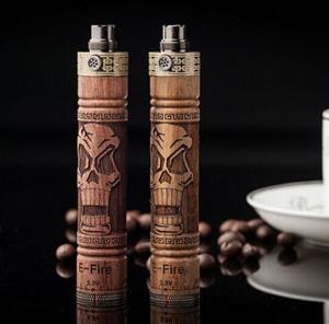Buy cheap el Cig de madera E - FUEGO/X del ego E de la batería del hilandero 1100mah - encienda el cigarrillo material de madera del ego product