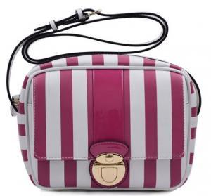 Buy cheap New fashion embossed stripe leather handbag Crossbody leather bag product