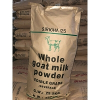 Buy cheap 42% Protein Natural Goat Milk Powder For Adults Sterilized product
