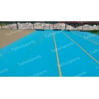Buy cheap Rugby Field Artificial Grass Underlay Shock Absorption Labosport Certified product
