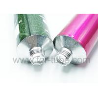 Buy cheap Recyclable Big Aluminum Tubes, Hair Coloring Tubes, Offset Printing Soft Packaging product