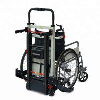 Buy cheap Portable Electric Stair Climbing Stretcher Docking Car For Easy Operating from wholesalers