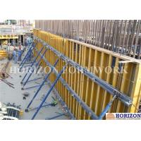 Buy cheap Adjustable Push-Pull Brace to Plumb Wall Formwork Systems / Erection In Concrete Work product