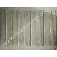 Buy cheap V Type Reinforced Metal Rib Lath , Stainless Steel Expanded Metal Lath from wholesalers