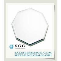 China Beveled Mirror Glass (2mm,3mm 4mm,5mm,6mm) on sale