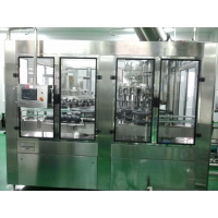 Buy cheap Full Automatic All In One 8000 Bph Glass Bottle Filling Machine product