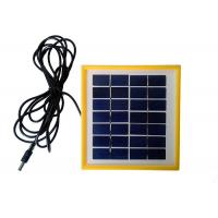 China 10w PV Solar Panels / Poly Solar Cell Anti - Corrosion UL 1703 Fire Classification on sale