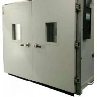 Buy cheap 3375L Large Scale Walk In Simulate Environment Aging Test Chamber For Car product