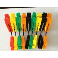 Buy cheap Colorful Safety Plastic Working Glove Guard Clip , Glove Holder Clip product
