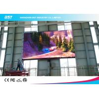 Buy cheap P3 Energy Saving Flexible Indoor Advertising Led Display use for Shopping Center product