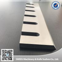 Buy cheap D2 Steel Crushing Industrial Knife Blades For Plastics Recycling Machine product