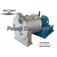 Buy cheap Automatic continuous 2 Stage Pusher Type Centrifuge For Ammonium Sulfate Separation from wholesalers