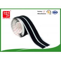 Strong stick power 3M hook and loop fastening with adhesive backing