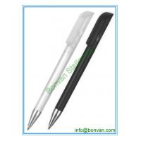 China plastic barrel ball pen,twist cheap advertising gift pen for promotional use on sale