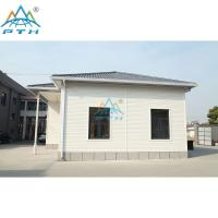 Buy cheap Economical Prefabricated Luxury Light Steel Villa For Living Home In China product