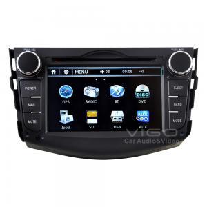 Buy cheap Car Stereo Autoradio Sat Nav Navigation For Toyota RAV4 VTR7723 product